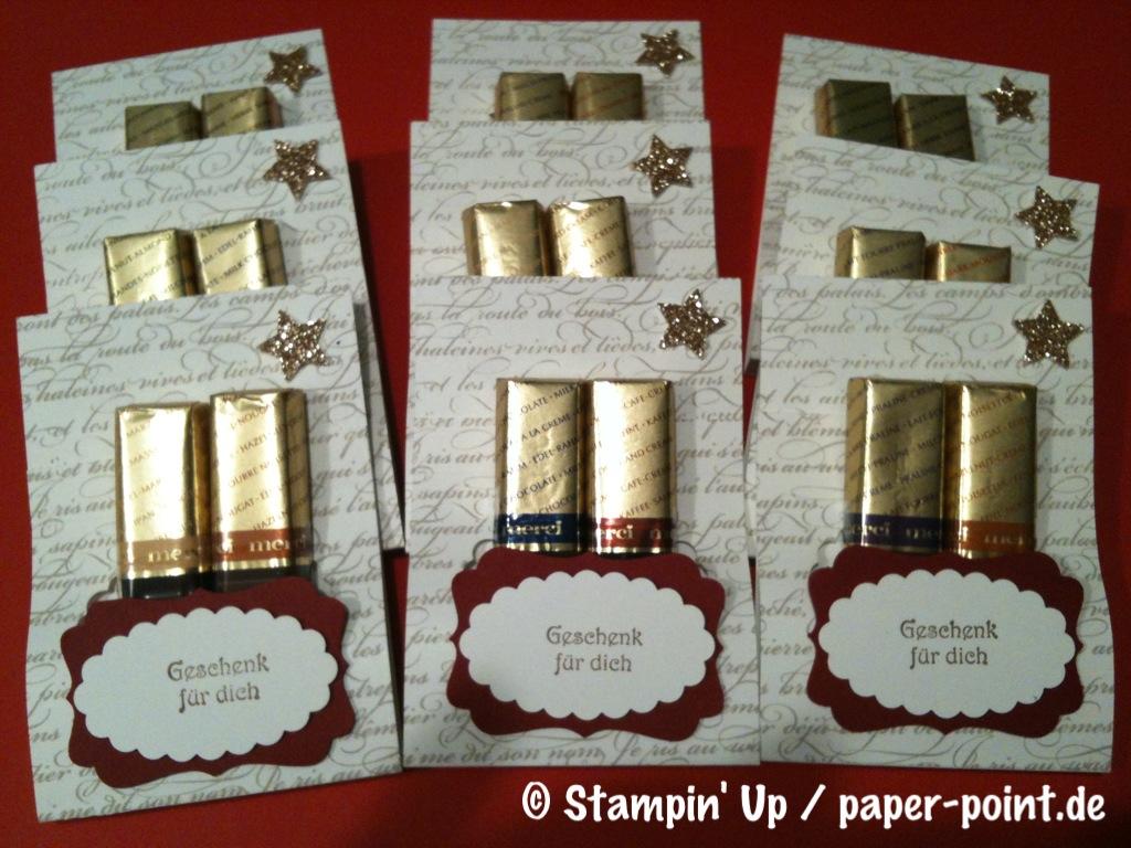 weihnachten geht zu ende… – paper-point – schönes aus papier, Einladung
