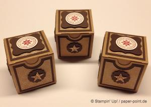 Mini-Geschenkschachteln