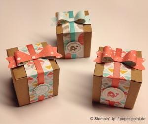 Mini-Geschenkschachtel