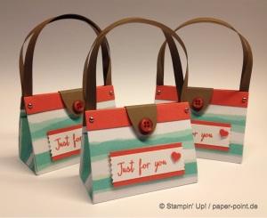 Gastgeschenk Handtasche