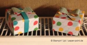 Schachtel und Schleife Envelope Punch Board