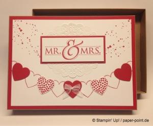 Fotobox Mr. & Mrs.