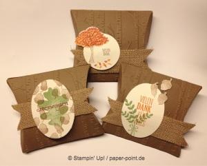 Herbstliche Pillowbox