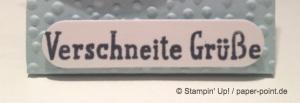 Schneemann Goodie