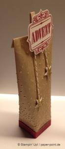 Gastgeschenk Box in a bag für Creme