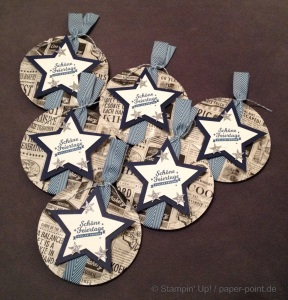 Cookies mit Stern