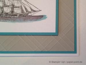 Geburtstagskarte Schiff maritim