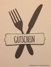 Gutschein Essen