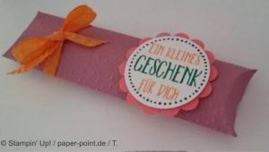 Pillow Box Kugelschreiber
