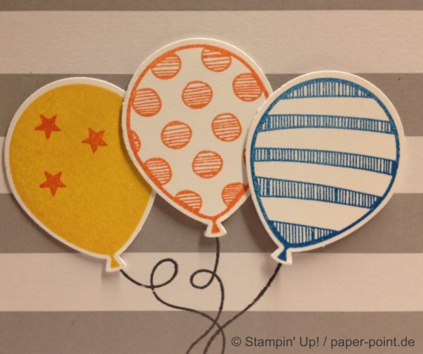 Nochmal Luftballons