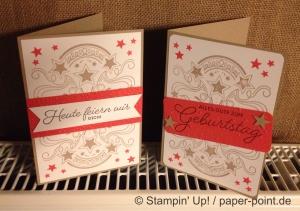 Geburtstagskarte Geburtstagsfeuerwerk