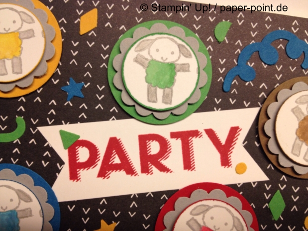 Party-Schafe