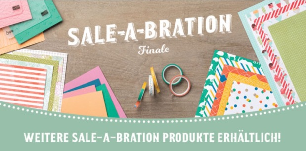 Sale-A-Bration 2017 – Finale