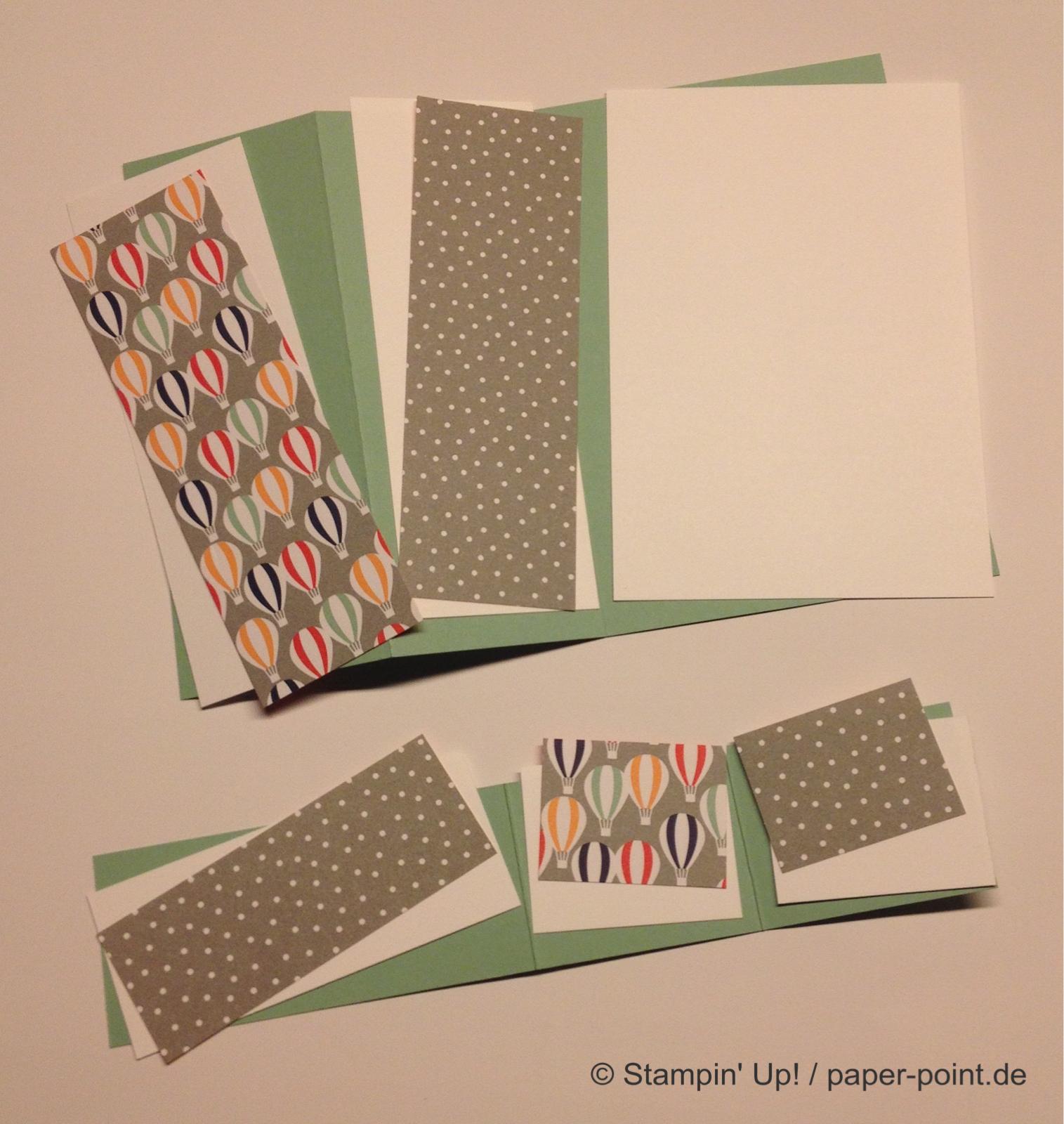 Abgehoben – Paper-Point – Schönes aus Papier
