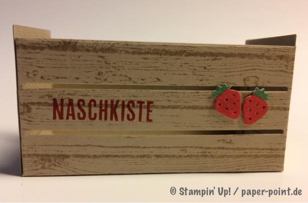 Erdbeer-Naschkiste