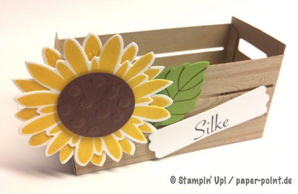Hochzeit mit Sonnenblumen