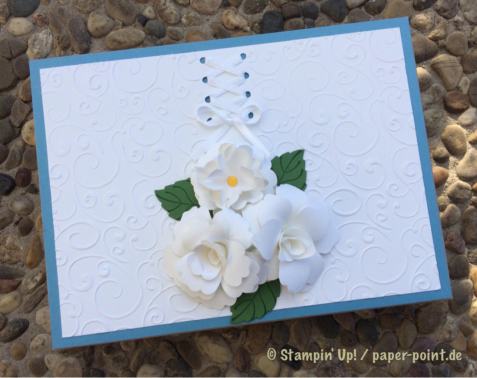 Fotobox Brautkleid – Paper-Point – Schönes aus Papier