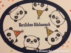 Noch mehr Party-Pandas